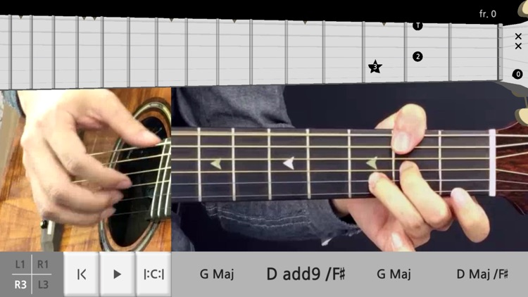 Chord Player - for 90s Hits screenshot-4