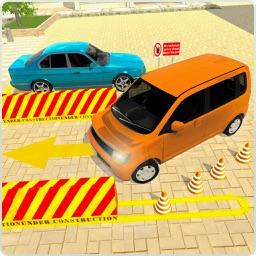 Parking Lot Real Car Parking Simulator