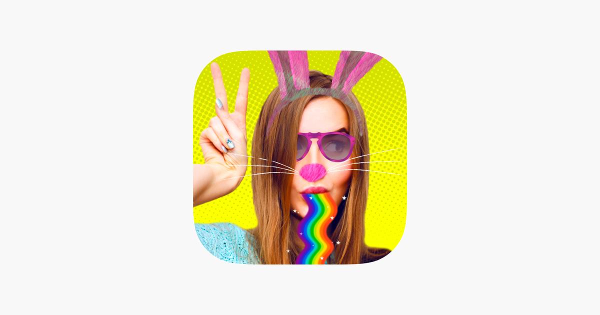 Snap Yuz Efektleri Kamera Filtreleri Lensleri App Store Da