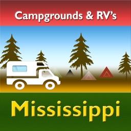 Mississippi – Camping & RV spots