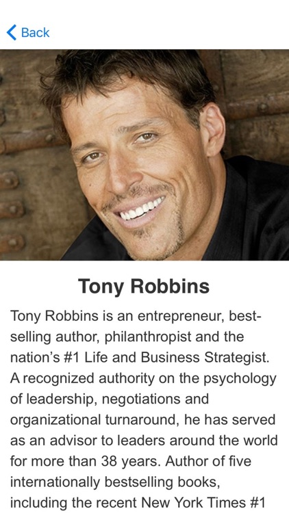 Unlimited Power by Tony Robbins - Meditation Audio screenshot-2