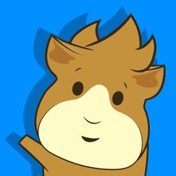GuineaMoji - Guinea Pig Emojis & Stickers App