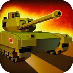 Tank Shoot Target Invasion