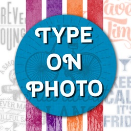 TyPhoto - Type on Photo, Text Caption on Photos