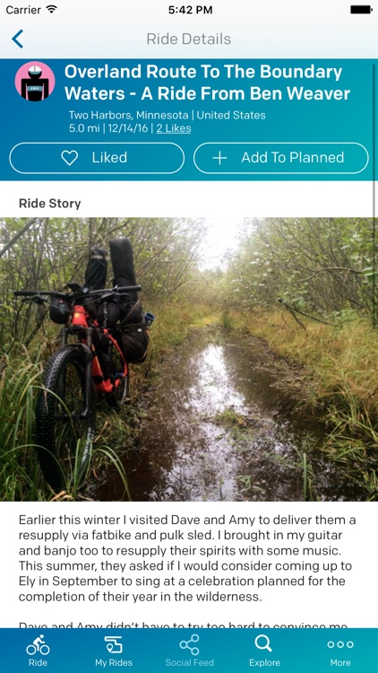 blackriver cycling - GPS Ride Tracker screenshot-4