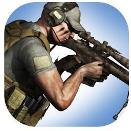 Beach Sniper Commando