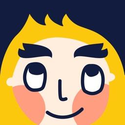 Mukimoji Sticker Pack - Cute Monster Emojis