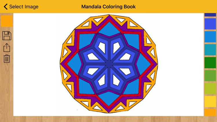 Mandala Coloring Book - Coloring Pages & Designs