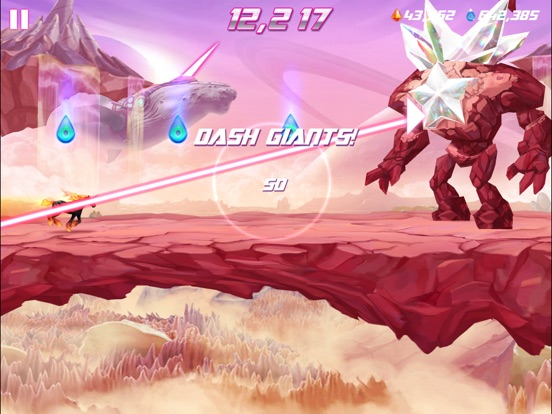 Robot Unicorn Attack 2 для iPad