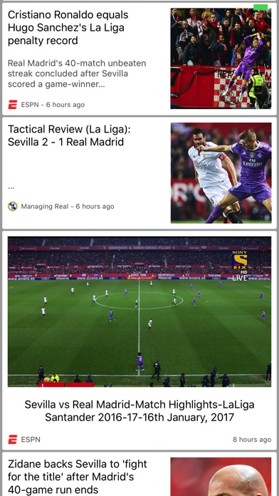 Hala Madrid ! screenshot four