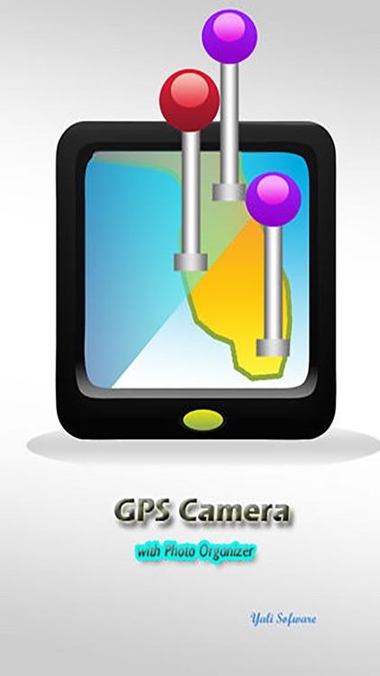 GPS Camera with photo organizer screenshot-3