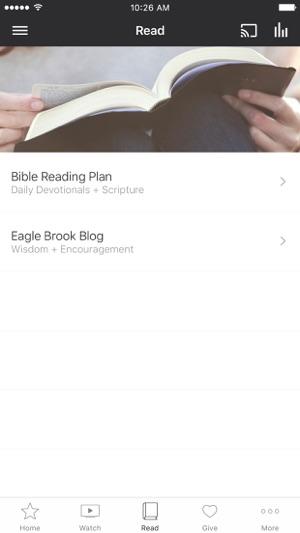 Eagle Brook Church Woodbury