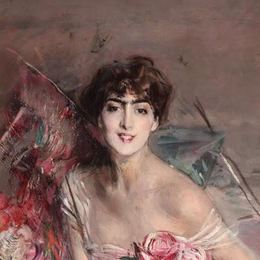 Giovanni Boldini Artworks Stickers