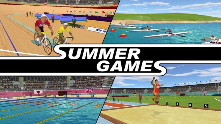 Summer Games 3D Lite screenshot-4