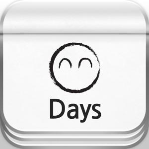 My Wonderful Days : Daily Journal/Diary app