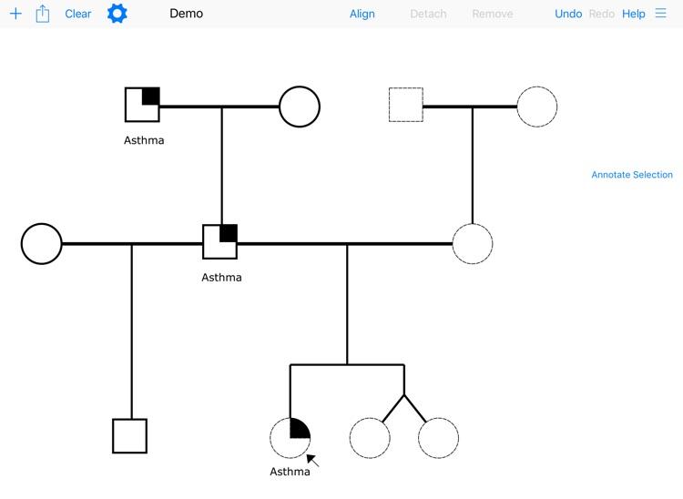 Proband - Pedigrees Made Simple screenshot-4