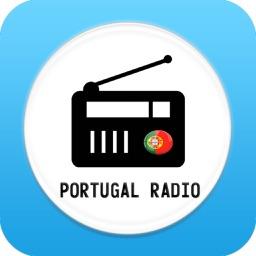 Português Radio - Estações Ao vivo-música/notícias