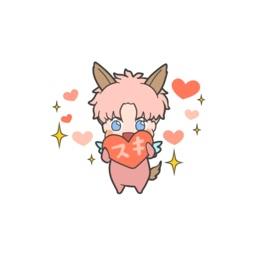 リトルジェームズ stickers by Annie