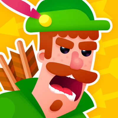 Bowmasters (Ad Free) - Top Multiplayer Bowman Game Applications