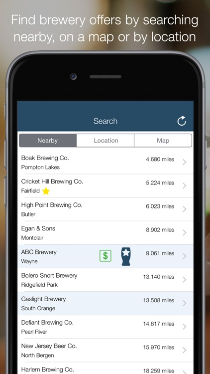 Brewery Passport - Craft Beer Finder screenshot-3