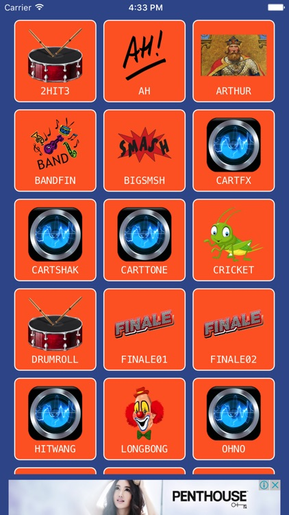 Funny Sound Effects - Free Sound Effects Boards