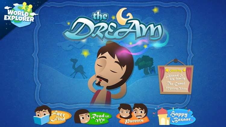 The DREAM, Moral Read Along To Me Best Kids Books screenshot-4