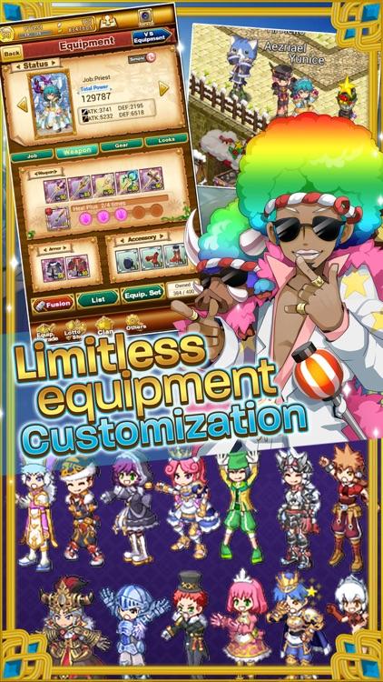 Logres: Japanese RPG screenshot-3