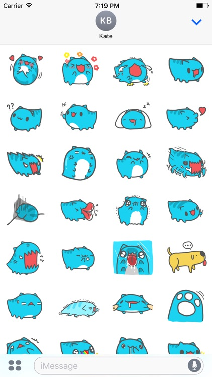 Funny Cat Stickers!