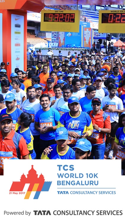 TCS World 10K 2017 screenshot-0