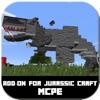 Jurassic Craft AddOn for Minecraft Pocket Edition