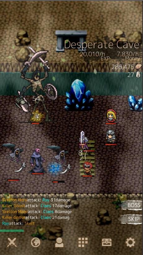 BattleDNA2 – Idle RPG