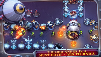Fieldrunners screenshot three