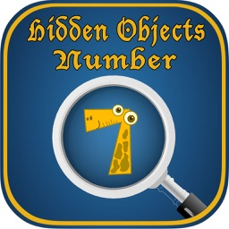 Free Hidden Objects : Objects And Number
