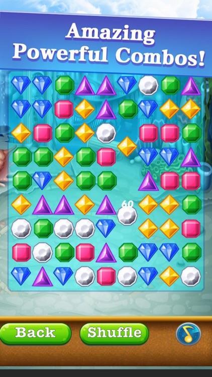 Jewels Combat Challenge