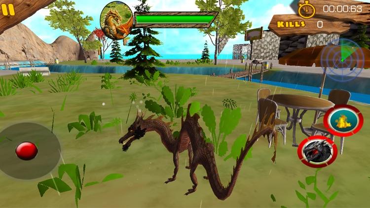 Ultimate Dragon Simulator Pro: Rage of Dragon War
