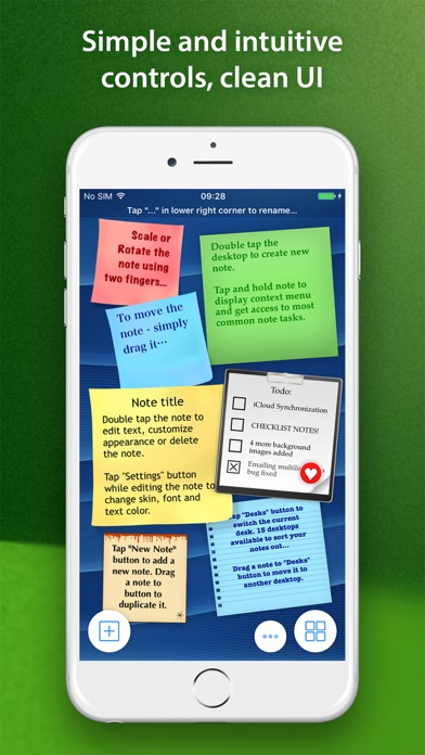 abcNotes - ToDo & Checklists Screenshots