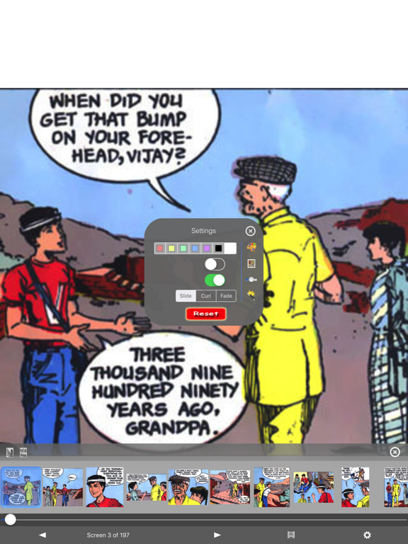 Indus Valley Adventures Digest - Amar Chitra Katha screenshot 8