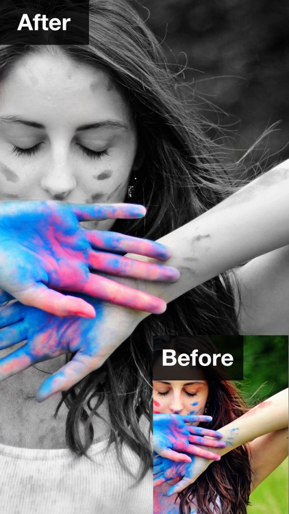 Color Pic Effects - photo editor & recolor picture