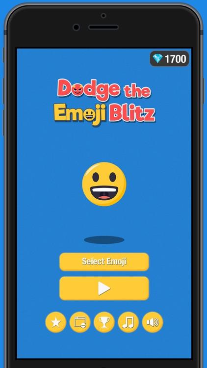 Dodge the Emoji - An Endless Dash & Avoid Game screenshot-4