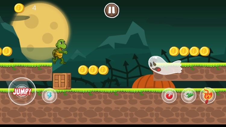 Turtle Adventure - Ninja World screenshot-3