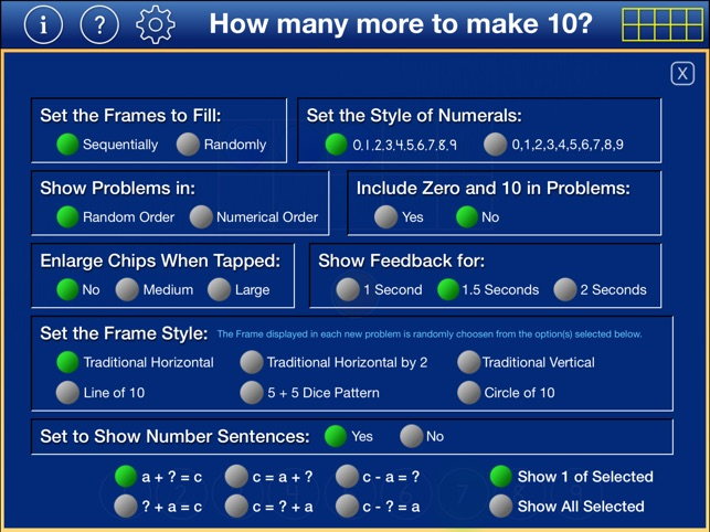 10 Frame Fill PLUS on the App Store