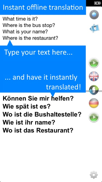 Translate Offline: German Pro Screenshots