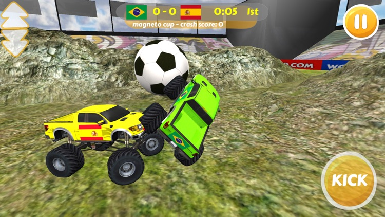 World Truck Ball - OffRoad screenshot-2