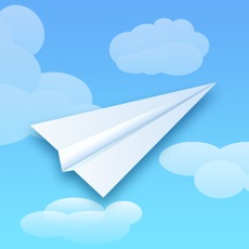 Activities of Clouds - Free Flying Paper Airplane Game