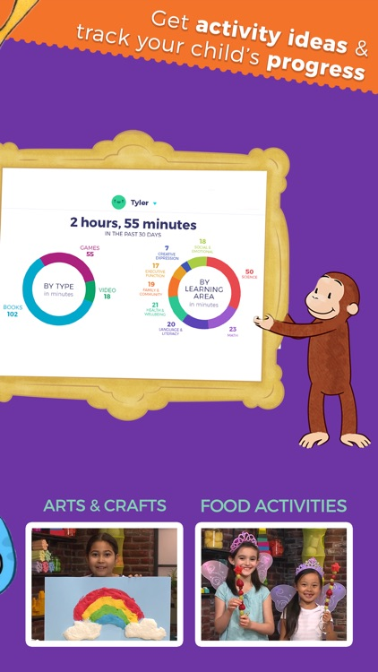 Curious World: Games, Videos, Books for Children screenshot-4