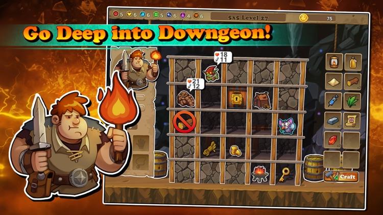 Downgeon Quest screenshot-0