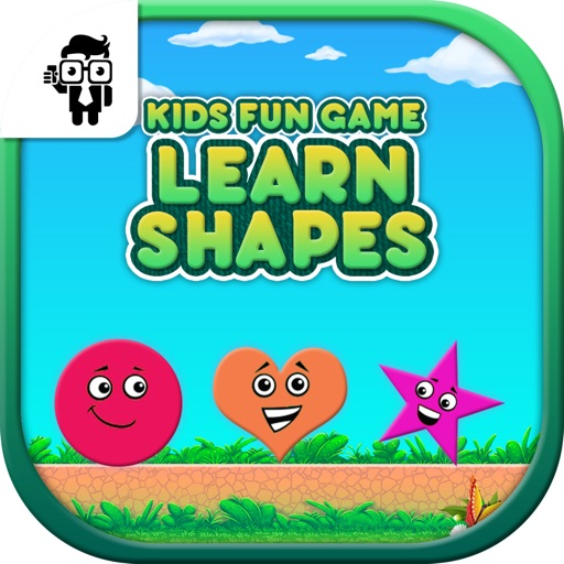 Kids Fun Game Learn Shapes