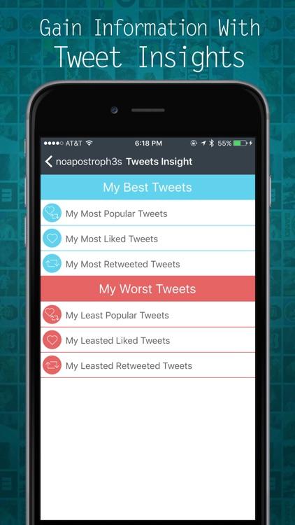 TwitFollow for Twitter screenshot-3