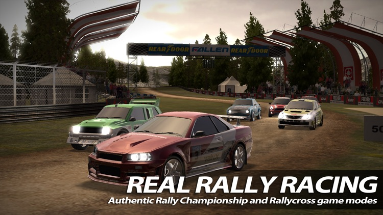 Rush Rally 2 screenshot-2