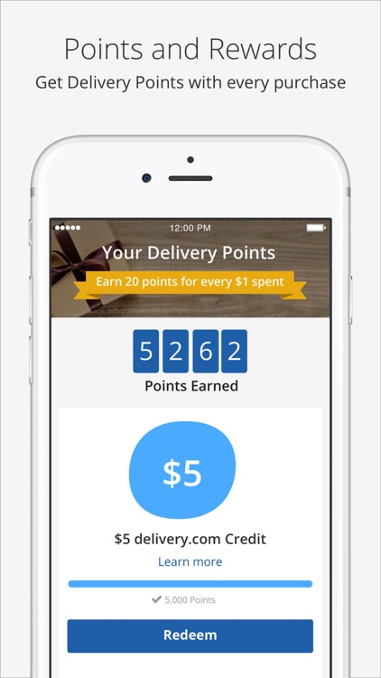 Delivery.com - Food, Alcohol, Groceries & Laundry screenshot-4